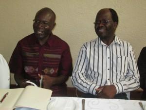 Ignatius Mabasa na VaShamba, mupepeti weKwayedza
