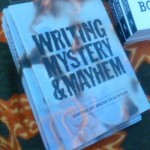 cover of writing mystery and mayhem (2)